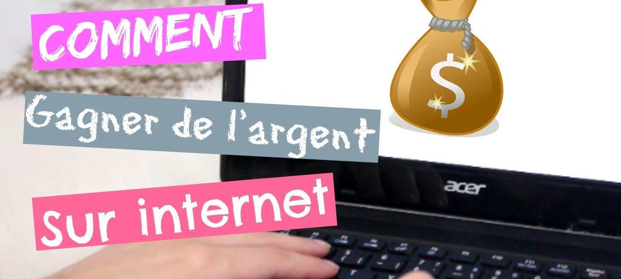 Gagner de l'argent en ligne image